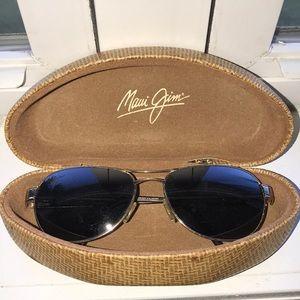 Maui Jim Aviator sunglasses prescription RX